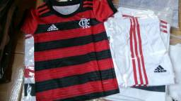 Kit Infantil Do Flamengo 2-3 Anos. ?