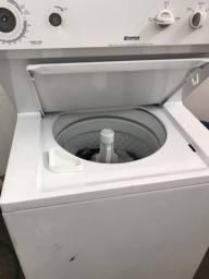 Máquina e secador, fogão e geladeira, mais informações no zap 32975701835 Inhapim