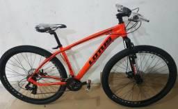 Bicicleta aro 29 NOVA toda Shimano