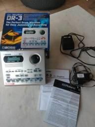 Bateria rítmica DR-3 Boss