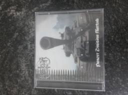 Cd Marduk Panzer com encartes e mídia perfeitos