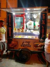 Food Truck Trailer Reboque Carretinha