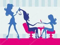 Cabeleireira , Manicure e Pedicure a domicílio