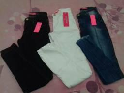 Vendo 3 calças R$ 180,00