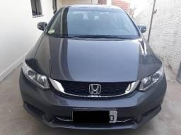 Honda Civic Estado de Zero - 2015