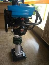 Compactador a gasolina (semi-novo)