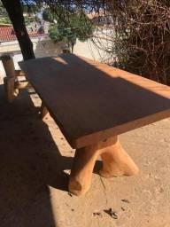 Mesas de Madeira de Demolição/Diversos tamanhos e modelos a partir de R$ 600,00