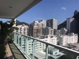 Apartamento à venda com 3 dormitórios em Botafogo, Rio de janeiro cod:853760