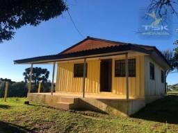 Chácara com 2 dormitórios, 3.327 m², por r$ 143.000 - zona rural - mandirituba/pr