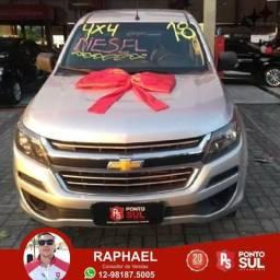 Tph Chevrolet S10 Cabine Dupla 2.8 CTDI LS 4x4 Diesel 2018 - 2018