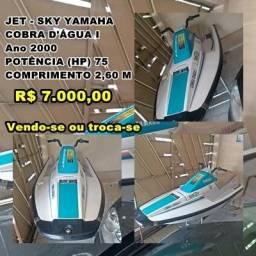 Jet Sky Yamaha / Cobra D'água I - 2000
