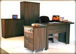 Promoção Kit escritório 4 peças Novo direto de fábrica!!!