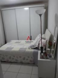 Apartamento térreo Stella Maris 1/4 amplo, armários, piscina