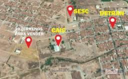 Terreno à venda parcelados , 200 m² - Liberdade - Patos/PB
