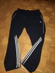 Calça de abrigo Adidas tamanho G