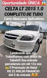 Celta LT1.0 Flex Carro Completo .Preço Especial pra Você R$:22.900 - 2014
