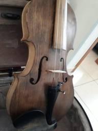 Violino Artesanal ajustado por Luthier