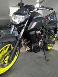 Yamaha MT-07 ABS 2019 Okm Consulte Yamaha Sapiranga 51996877898 - 2019