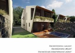 Casa de Praia - Empreendimento com 8 casas - 5 suítes (Cód.:74df9a)