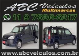 Fiat Doblo Esscence 1.8 Flex - Ano 2012 - 6 Lugares - Bem Conservada - 2012