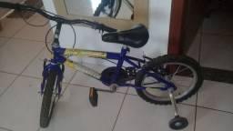 Bicicleta nova para crianças