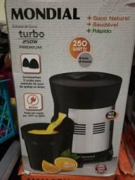 Extrator de Suco Premium Turbo