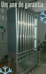 Maquina de gelo em escama