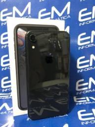 IPhone XR 128GB Preto Apple - Seminovo - aceito seu iphone usado como entrada