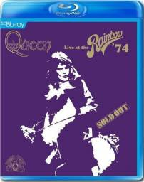 Blu ray Queen - Live At The Rainbow '74