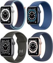 Apple Watch S6 40 mm lacrado aceito cartão/celular como pagto