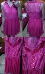 Vestido Rosa