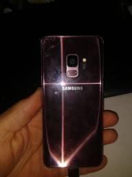Galaxy s9 128gb trincado
