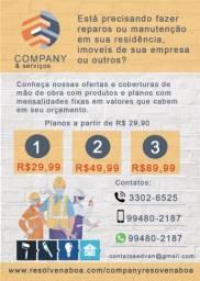 Company & Serviços