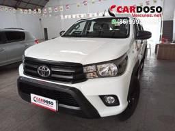 Hilux Challenge - Diesel 4x4 AT - Baixa Km - 2018