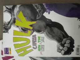 Hulk cinza série completa em 3 edições