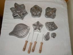 Kit Frisadores Eva para fazer bonecas e flores