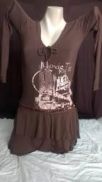 Lindo vestido Morena Rosa P