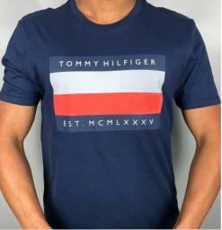 Camiseta marinho TOMMY HILFIGER