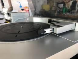 Toca discos Sony tangencial PS lx510