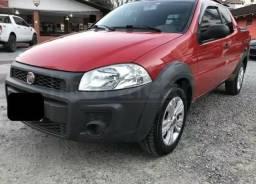 Fiat Strada Working Cabine Dupla CD I.M.P.E.C.Á.V.E.L - * - 2014