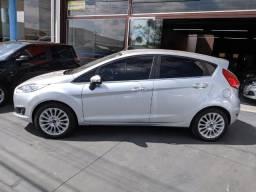 Ford New Fiesta Hatch 1.6 Titanium Automático - Completo (Bancos em couro) - 2016