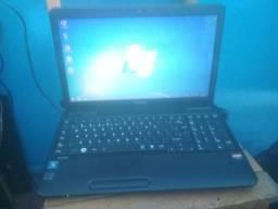 Notebook Toshiba Satélite tela de 17 polegadas comprar usado  Santa Luzia