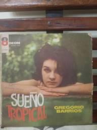 LP Vinil Gregorio Barros - Sueño Tropical