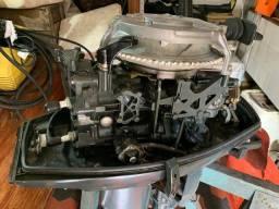 Motor de Popa Johnson 20hp 1970