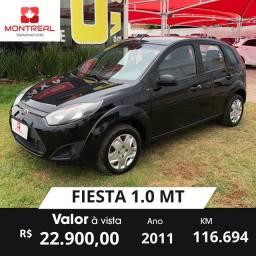 Fiesta 1.0 mt