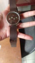 Relógio Vintage da Chilli Beans.