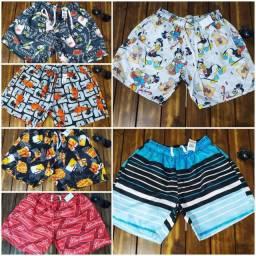 Bermuda mauricinho roupa moda praia masculina