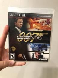 Jogo 007 legends PS3