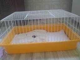Gaiola para roedores