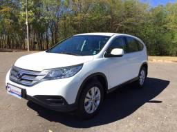 Honda CRV 2012 2.0 Flex Completo + Câmbio Manual Único Dono Impecável